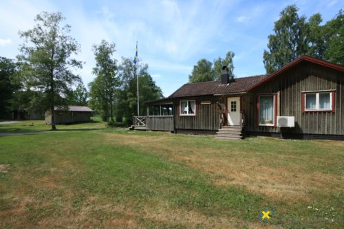 Außenansicht – Ferienhaus Sjöstugan Åsunden
