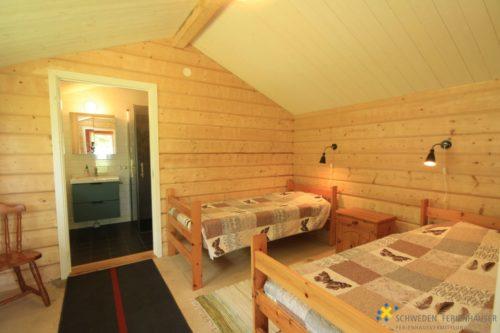 (dazu buchbar) Gästehaus Schlafbereich – Ferienhaus Sjöstugan Åsunden