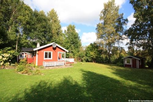 Außenansicht – Ferienhaus Lindholm