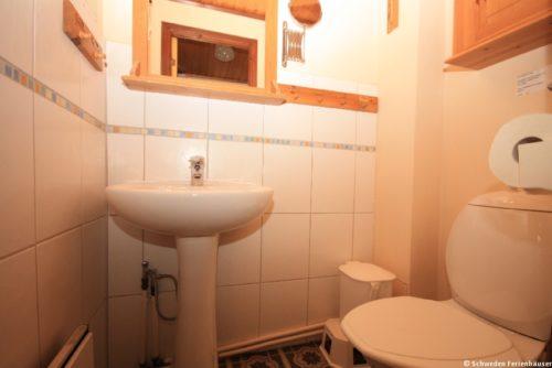 Gäste-WC – Ferienhaus Lindholm