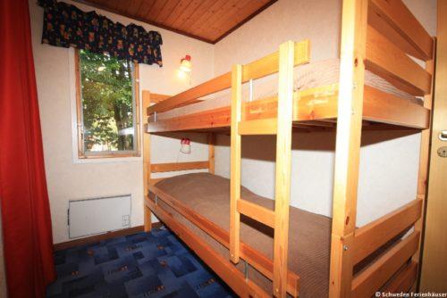 Schlafzimmer II – Ferienhaus Lindholm