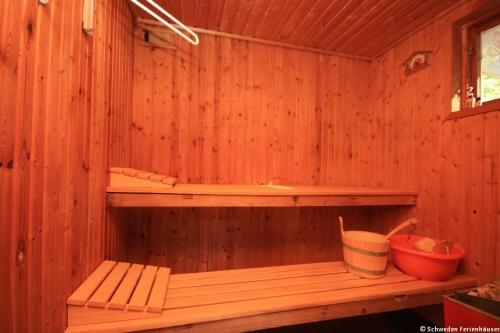 Sauna – Ferienhaus Lindholm