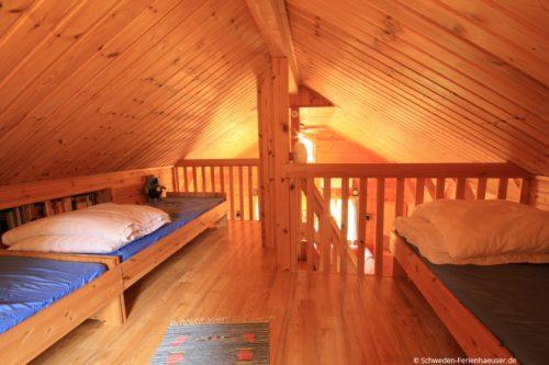 Schlafloft – Ferienhaus Blåa Huset