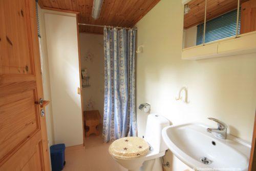 Badezimmer – Ferienhaus Blåa Huset