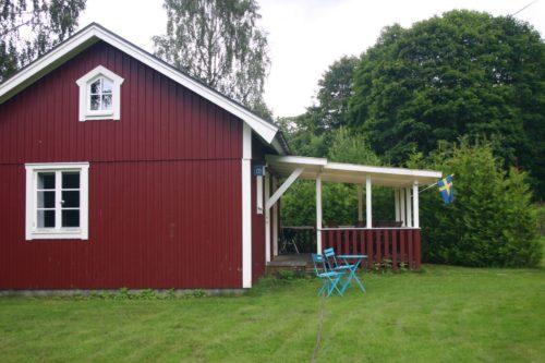 Ferienhaus Blåa Huset