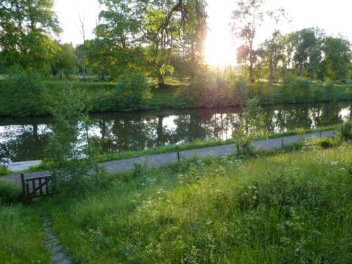 Götakanal – Ferienhaus Blåa Huset