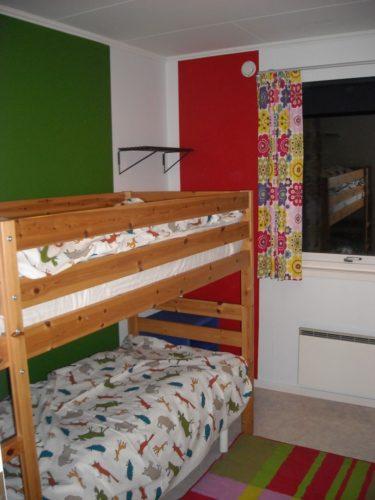 Schlafzimmer 2 – Ferienhaus Bred