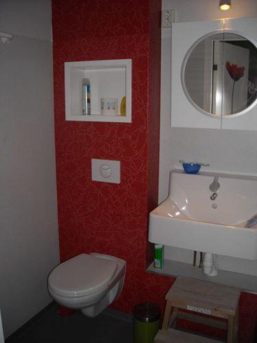 Badezimmer – Ferienhaus Bred