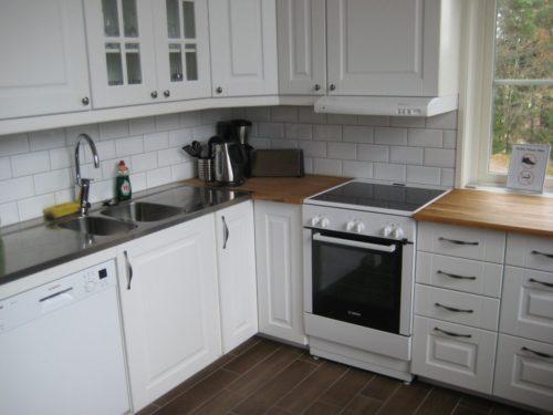 Küche - Ferienhaus Grind 2