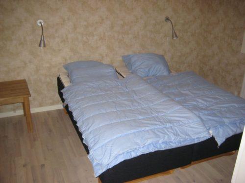 Schlafzimmer 1 - Ferienhaus Grind 2