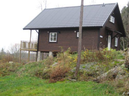 Außenansicht - Ferienhaus Grind 2