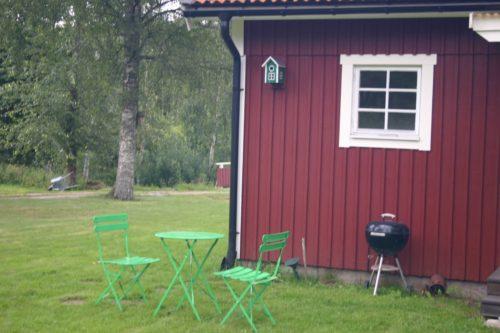 Außenansicht - Ferienhaus Gröna Huset
