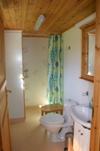 Badezimmer - Ferienhaus Gröna Huset