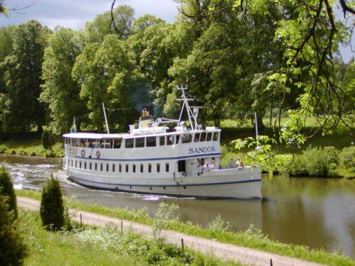 Götakanal - Ferienhaus Gröna Huset