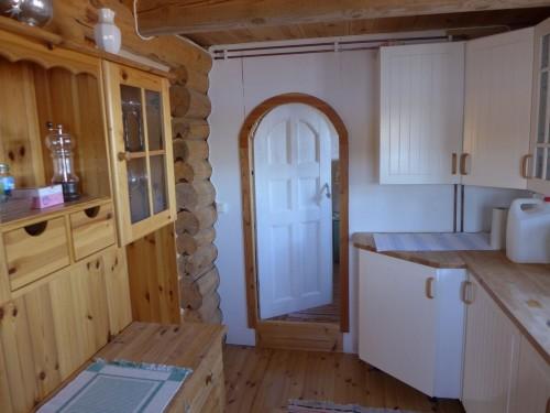 Küche - Ferienhaus Holmen 2
