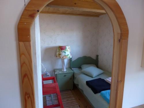 Schlafzimmer 2 - Ferienhaus Holmen 2