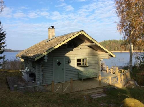 Außenansicht - Ferienhaus Holmen 2