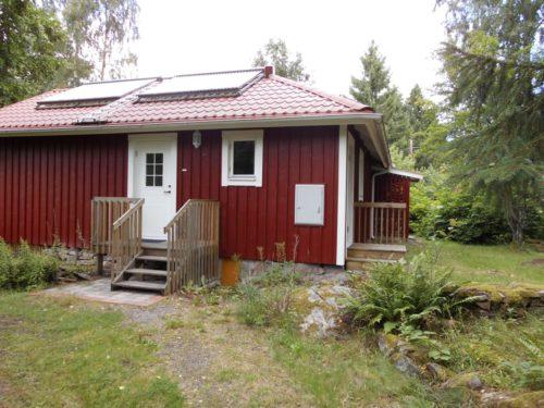 Außenansicht – Ferienhaus Ingrids Hus