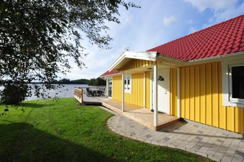 Außenansicht – Ferienhaus John 10