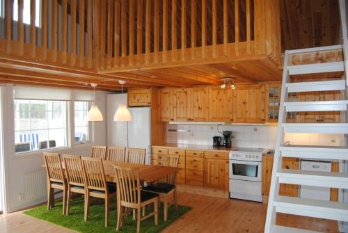 Wohnbereich - Ferienhaus John 9