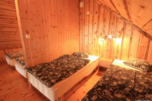 Schlafloft - Ferienhaus Karn