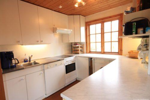 Küche– Ferienhaus Kim