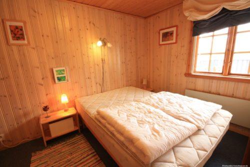 Schlafzimmer 1– Ferienhaus Kim