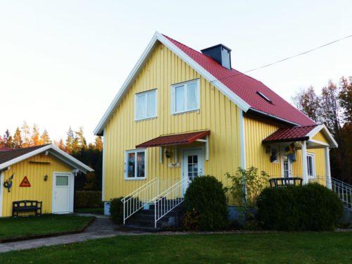 Ferienhaus Mårdaklev