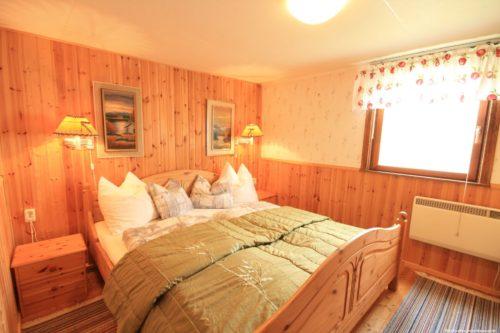 Schlafzimmer 1 – Ferienhaus Öresjö