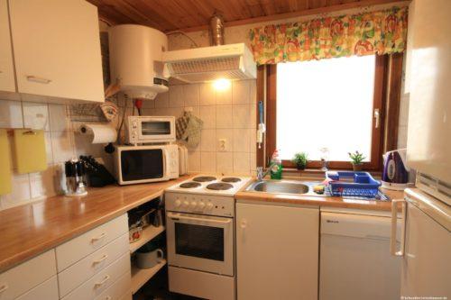 Küche – Ferienhaus Öresjö