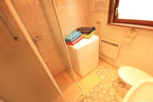Badezimmer – Ferienhaus Öresjö