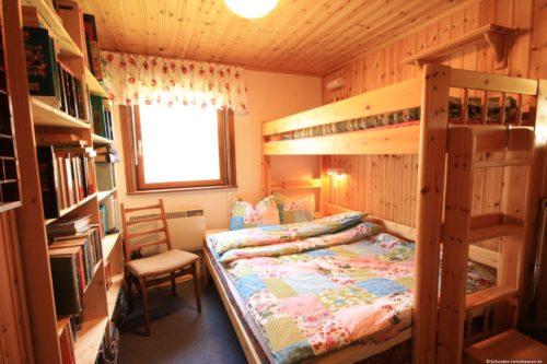 Schlafzimmer 2 – Ferienhaus Öresjö
