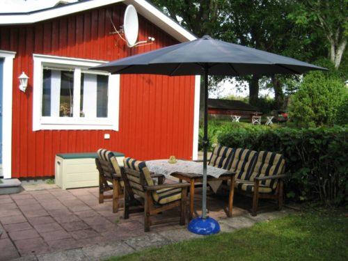 Terrasse - Ferienhaus Stid