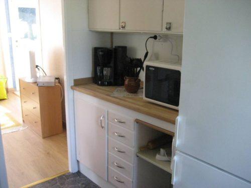 Küche - Ferienhaus Stid