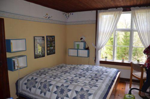Schlafzimmer 1 – Ferienhaus Unden