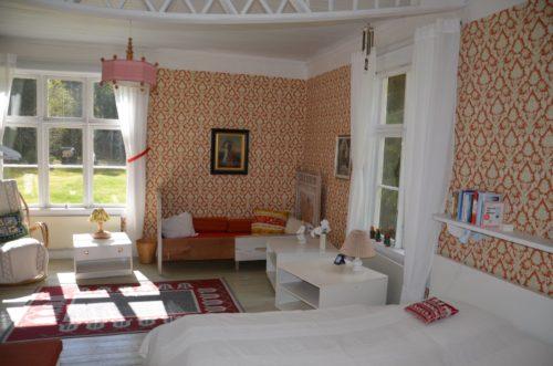 Schlafzimmer 2 – Ferienhaus Unden