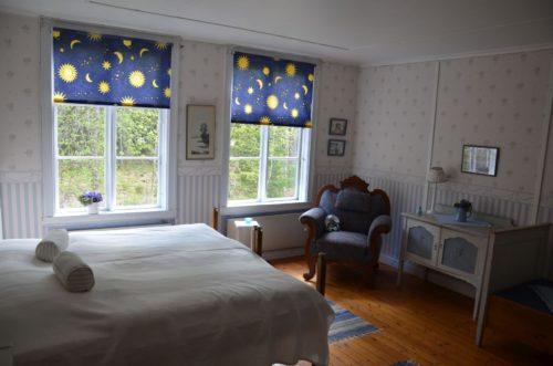 Schlafzimmer 3 – Ferienhaus Unden