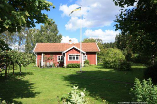 Außenansicht - Ferienhaus Varnum II