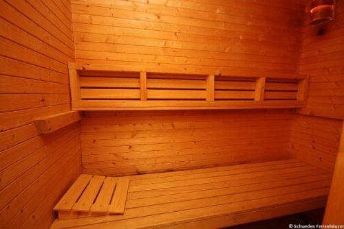 Sauna - Ferienhaus Gula Huset
