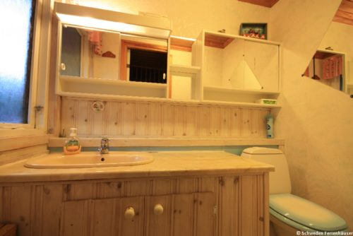 Badezimmer - Ferienhaus Gula Huset
