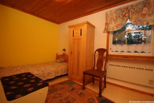 Schlafzimmer II - Ferienhaus Gula Huset