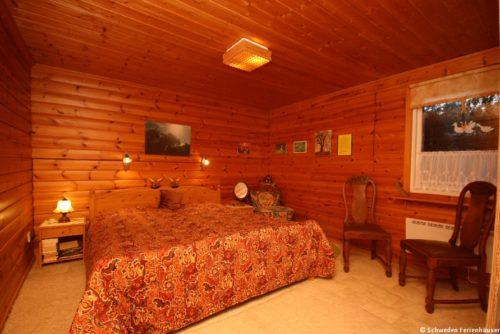 Schlafzimmer I - Ferienhaus Gula Huset