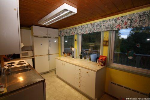 Küche - Ferienhaus Gula Huset