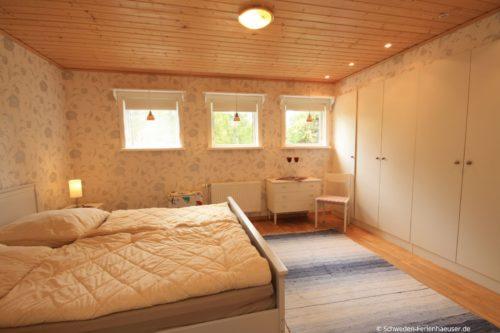 Schlafzimmer 1 – Ferienhaus Ingrids Hus