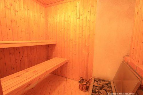 Sauna – Ferienhaus Melltorp