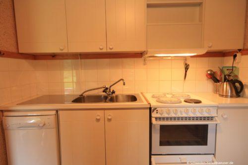 Küche – Ferienhaus Melltorp