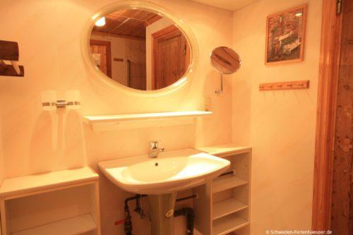 Badezimmer – Ferienhaus Melltorp