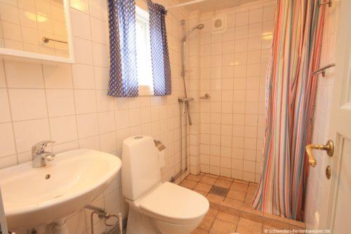 Badezimmer – Ferienhaus Seestuga