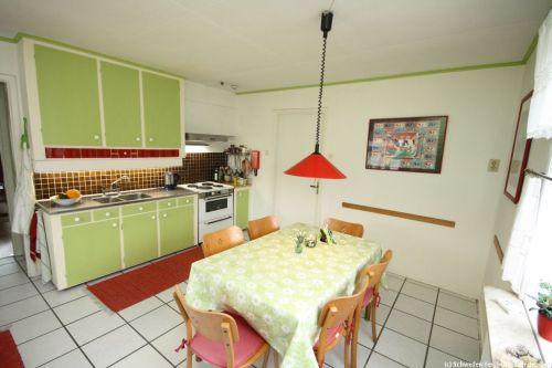 Küche – Ferienhaus Mårdaklev