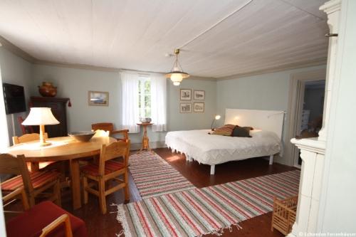 Schlafzimmer 2 – Ferienhaus Viken